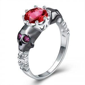 anillo de mujer