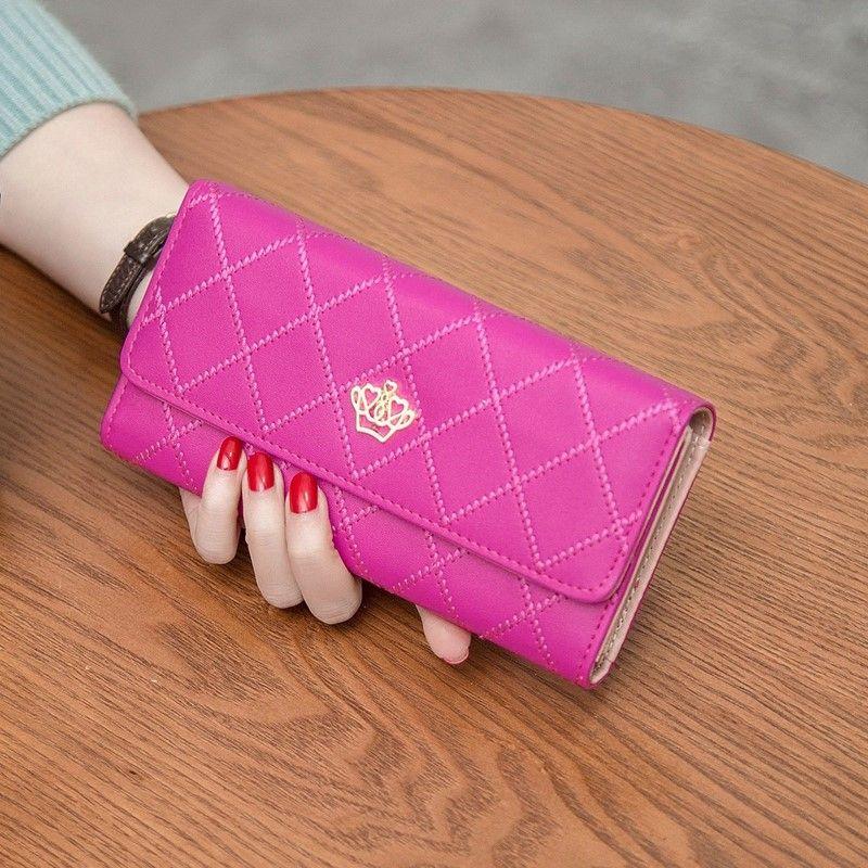 billetera de mujer