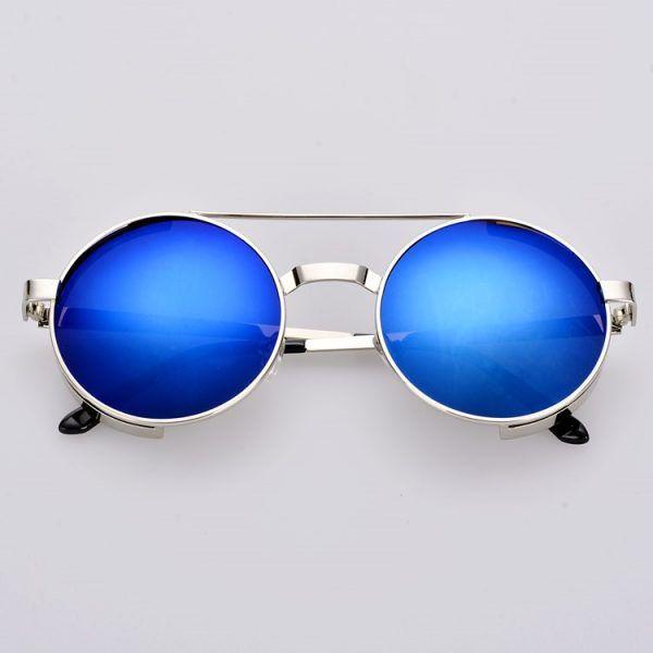 lentes color azul