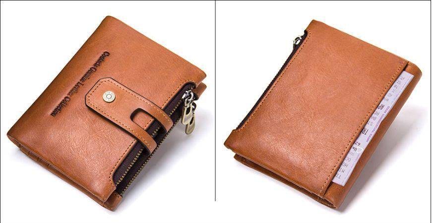 billeteras de bolsillo