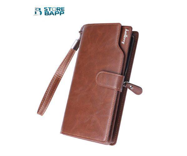 nuevo modelo de billetera porta tarjetas para hombre