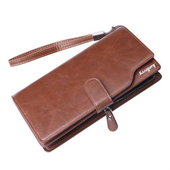 billeteras largas para hombre al por mayor